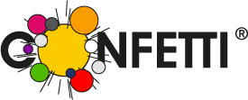 Confetti Logo